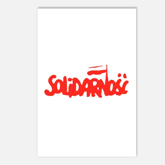 Solidarnosc Postcards (Package of 8)