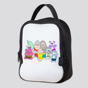 Allie And Friends Neoprene Lunch Bag