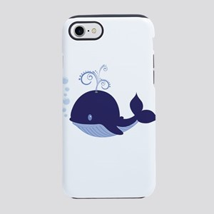 My Baby Whale iPhone 8/7 Tough Case