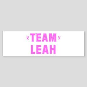 Team LEAH Bumper Sticker