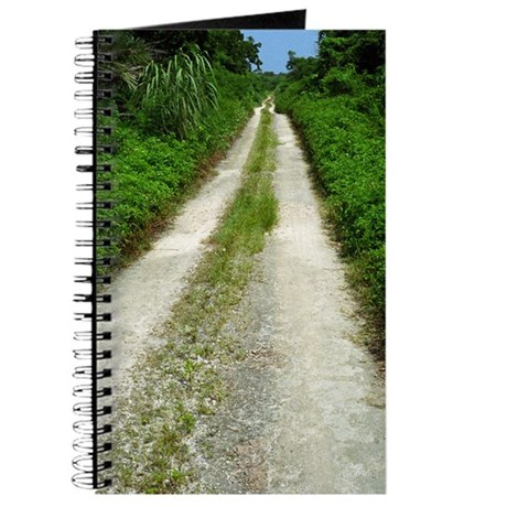 Taketomi Dirt Road Journal