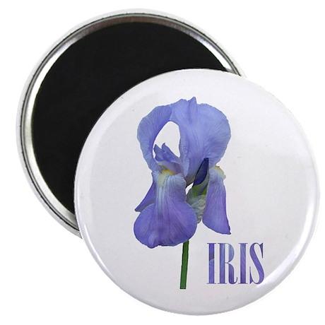 "iris 2.25"" Magnet (100 pack)"
