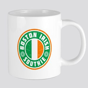 Boston Irish Southie Travel Mugs