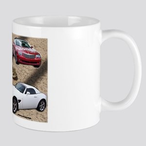 ALL ABOUT THE CARS Mug