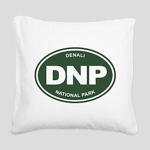 DNP (Denali) Square Canvas Pillow