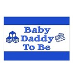 Baby Daddy to Be Postcards (Package of 8)