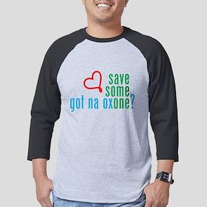 Save someone, got Naloxone? (c)  Mens Baseball Tee