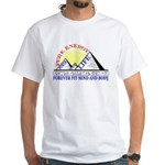 Pure Energy White T-Shirt