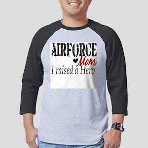 airforce rasied hero Mens Baseball Tee