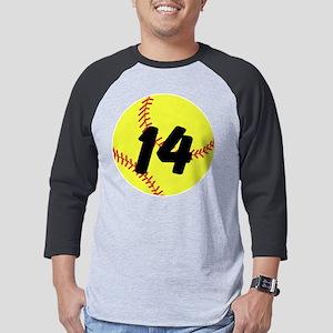 Custom Softball Mens Baseball Tee