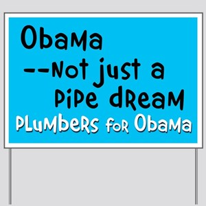 Plumbers for Obama