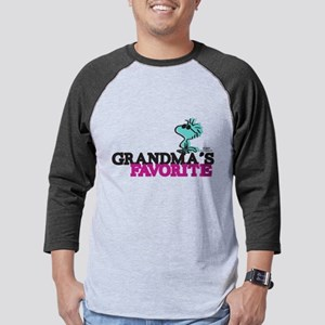 GrandmasFavorite Mens Baseball Tee