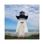 Olcott Lighthouse Queen Duvet