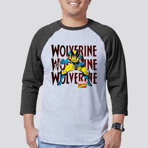 Wolverine Mens Baseball Tee