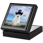 Olcott Lighthouse Keepsake Box