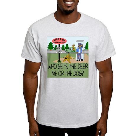 Prank 911 Phone Call Light T-Shirt