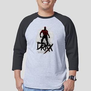 9496631-GOG-drax-vertical Mens Baseball Tee