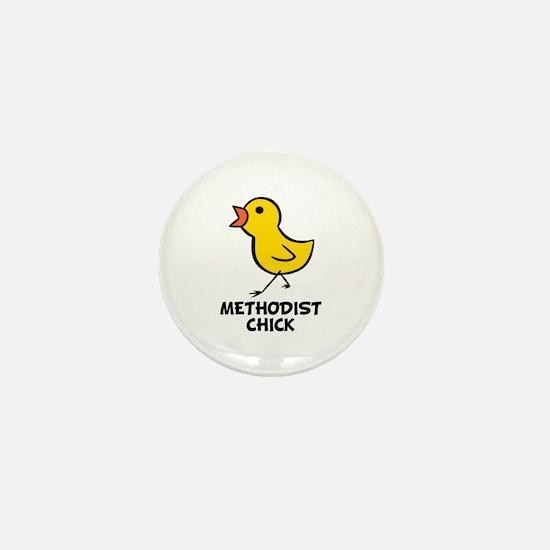 Chick Mini Button
