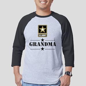 U.S. Army Grandma Mens Baseball Tee