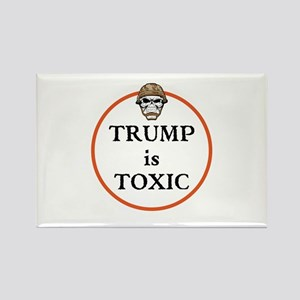 Trump is toxic Magnets