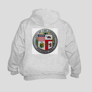 City of Los Angeles Kids Hoodie
