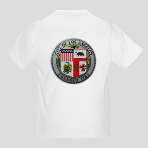 City of Los Angeles Official Kids Light T-Shirt