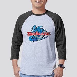 1-01_Bey_Shirt_RetroBeybladeMast Mens Baseball Tee