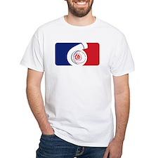Major League Boost White T-Shirt