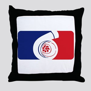 Major League Boost Throw Pillow