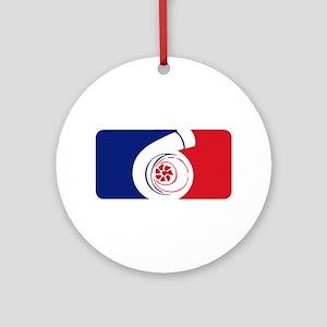 Major League Boost Ornament (Round)