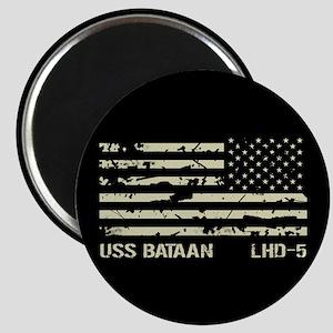 USS Bataan Magnet