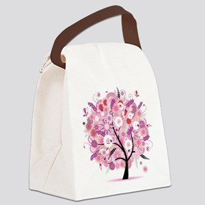 Tree of Life 22 Canvas Lunch Bag