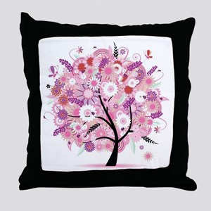Tree of Life 22 Throw Pillow