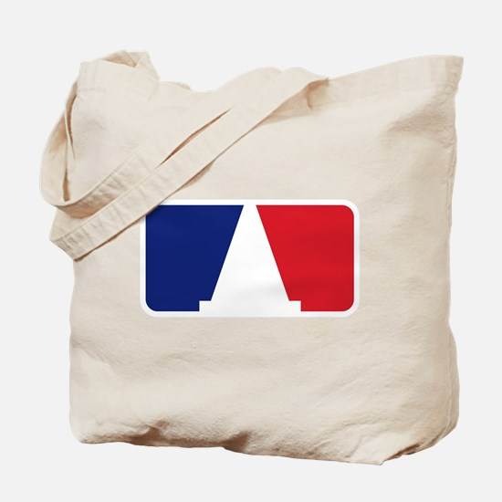 Major League Autocross Tote Bag