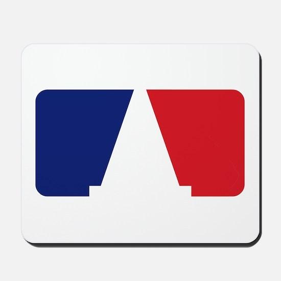 Major League Autocross Mousepad