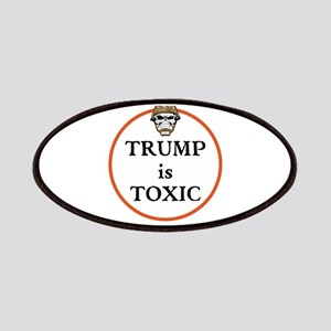 Trump is toxic Patch