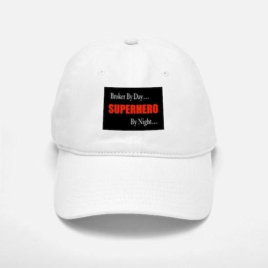 Broker Gift Baseball Baseball Cap