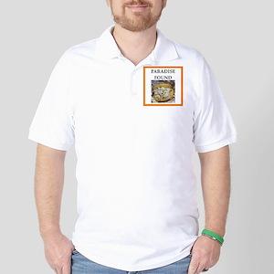 baked potato Golf Shirt