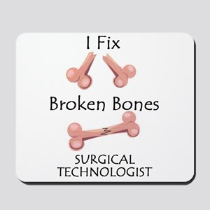 Broken Bones ST Mousepad