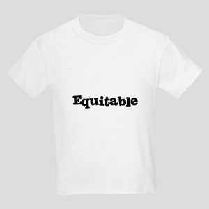 Equitable Kids T-Shirt