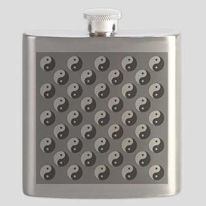 Yin Yang Flask