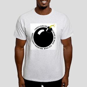 I'm Disliking You Light T-Shirt