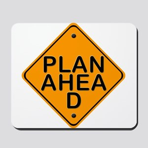 Plan Ahead Gear Mousepad