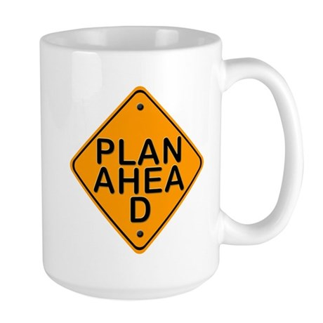 Plan Ahead Gear Large Mug