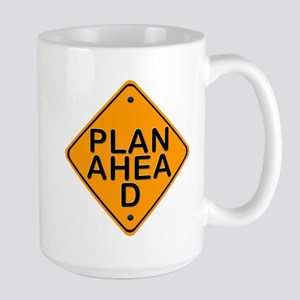 Plan Ahead Gear Large Mug