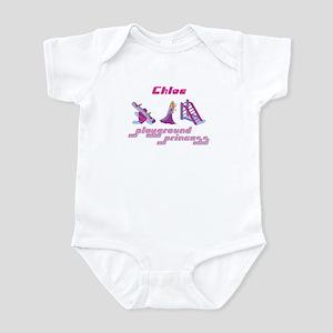 Chloe - Playground Princess Infant Bodysuit