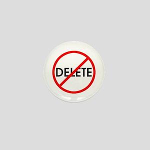 Delete (crossed out) Mini Button