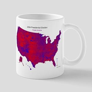 Purple America 2004 Mug