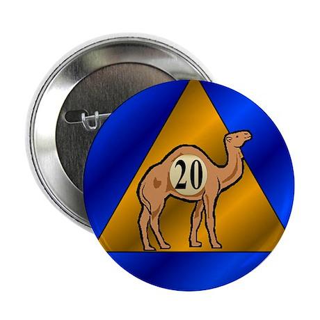 "Sober Camel 20 2.25"" Button (10 pack)"