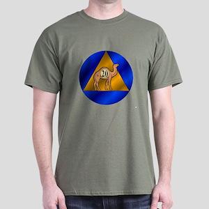 Sober Camel 20 Dark T-Shirt